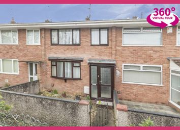 Thumbnail 3 bed terraced house for sale in Shannon Close, Bettws, Newport