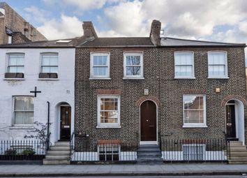Thumbnail Terraced house to rent in Battersea Bridge Road, London