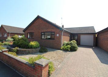 Thumbnail 3 bed detached bungalow for sale in Youngmans Close, North Walsham