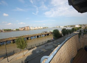 Thumbnail 3 bed flat to rent in Glaisher Street, London