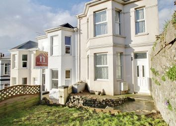 Thumbnail 3 bedroom end terrace house for sale in Bute Road, Mannamead, Plymouth