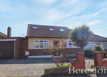 Thumbnail 4 bed semi-detached bungalow for sale in Ridgeway, Ingatestone, Essex