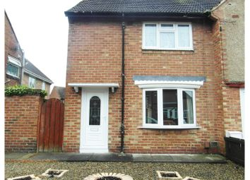 Thumbnail 2 bed semi-detached house for sale in Campbell Road, Sunderland