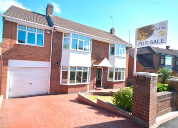 Thumbnail 4 bed detached house for sale in Camperdown Avenue, Chester Le Street