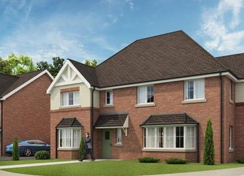 Thumbnail 3 bed semi-detached house to rent in St Dominics Place, Hartshill, Stoke-On-Trent