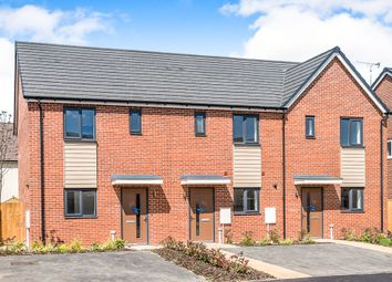 Thumbnail 2 bedroom terraced house for sale in Ivinson Way, Bramshall, Uttoxeter