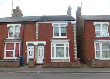 Thumbnail 2 bed semi-detached house to rent in Cordon Street, Wisbech, Cambs
