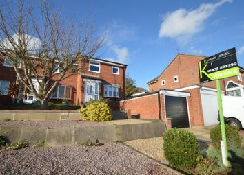 Thumbnail 3 bed semi-detached house for sale in Fountains Road, Ipswich