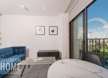 30 Casson Square, Southbank Place, Waterloo SE1. Studio for sale