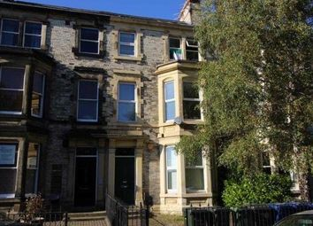 Thumbnail 6 bed flat to rent in Eslington Terrace, Jesmond, Jesmond, Tyne And Wear
