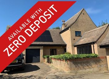 Thumbnail 4 bedroom property to rent in Green Farm Close, Castor, Peterborough