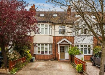 Thumbnail 4 bed terraced house for sale in Stratton Road, Merton Park, London