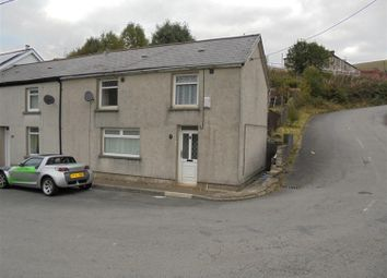 Thumbnail 3 bed end terrace house to rent in Commercial Street, Nantymoel, Bridgend