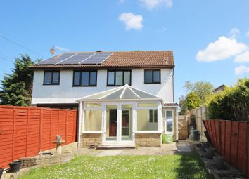 Thumbnail 3 bedroom semi-detached house to rent in Brunel Road, Nailsea, Bristol