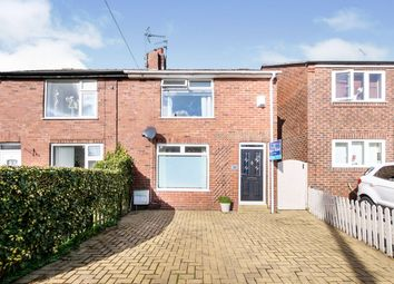 Thumbnail 2 bed semi-detached house for sale in Winchester Avenue, York, North Yorkshire