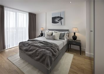 Thumbnail 1 bed flat for sale in Sutton Court Road, Sutton, London