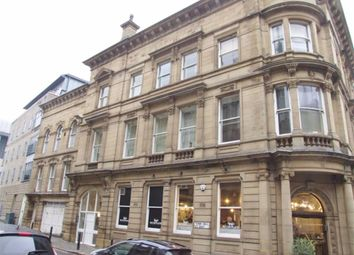 Thumbnail 1 bed flat for sale in Calder Court, Town Hall Street East, Halifax