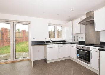 Thumbnail 3 bedroom end terrace house for sale in Halcrow Avenue, Dartford, Kent