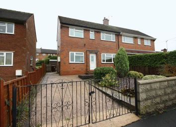 Thumbnail 3 bed semi-detached house for sale in Beech Avenue, Cheddleton