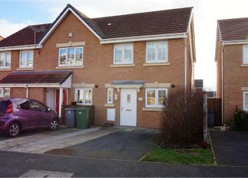 Thumbnail 2 bed end terrace house for sale in Kingham Close, Wirral