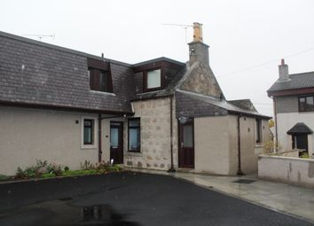 Thumbnail 2 bed flat to rent in Bonnieview, Lower Rear Flat, Fraser Place, Kemnay