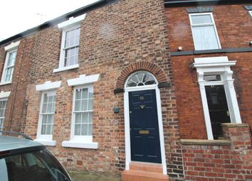 Thumbnail 3 bed terraced house to rent in High Street, Macclesfield