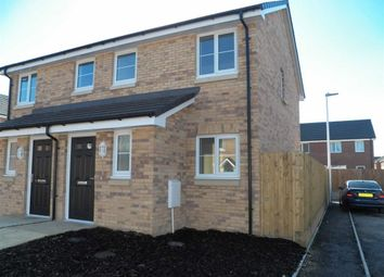 Thumbnail 2 bed semi-detached house for sale in Brunel Wood, Upper Bank, Swansea