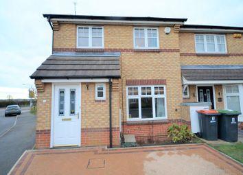 Thumbnail 3 bedroom town house for sale in 1 Minstrel Close, Hucknall, Nottingham