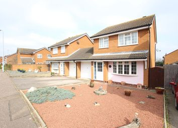 Thumbnail 3 bed detached house for sale in Gainsborough Drive, Lawford, Manningtree
