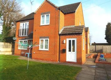Thumbnail 2 bed flat for sale in Helens Court, Hednesford, Staffordshire