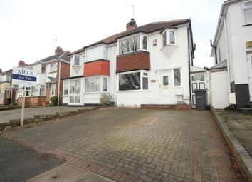 Thumbnail 3 bedroom semi-detached house for sale in Woolacombe Lodge Road, Selly Oak, Birmingham