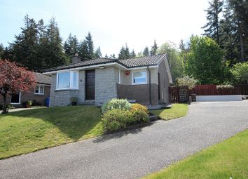 Thumbnail 2 bedroom detached bungalow for sale in 10 Lochlann Court, Culloden, Inverness
