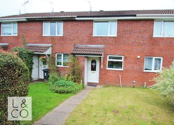 Thumbnail 2 bed terraced house to rent in Cwm Cwddy Villas, Cwm-Cwddy Drive, Bassaleg