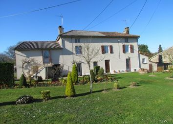 Thumbnail 4 bed property for sale in Queaux, Vienne, France