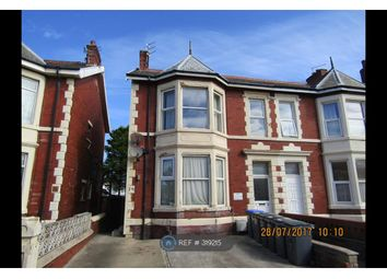 Thumbnail 2 bed flat to rent in Burlington Road, Blackpool