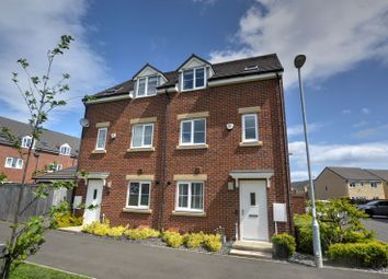Thumbnail 3 bed property for sale in Hexham Gardens, Blyth