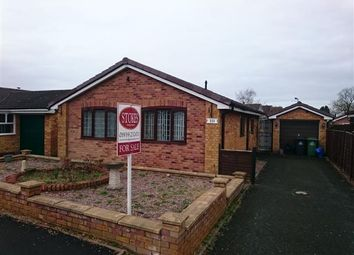 Thumbnail 2 bed detached bungalow for sale in Trentham Road, Wem