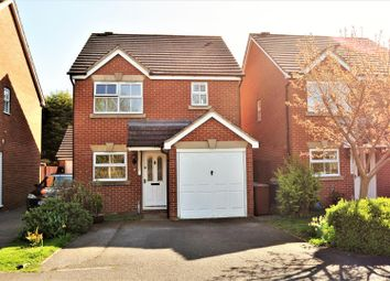 Thumbnail 3 bed detached house for sale in Hamilton Close, Bicester