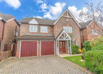Thumbnail 5 bed detached house for sale in Marshall Close, Sanderstead, South Croydon