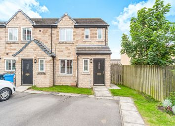 Thumbnail 3 bed terraced house for sale in Lambwath Hall Court, Bransholme, Hull