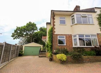 Thumbnail 3 bed end terrace house for sale in Larkshall Crescent, London