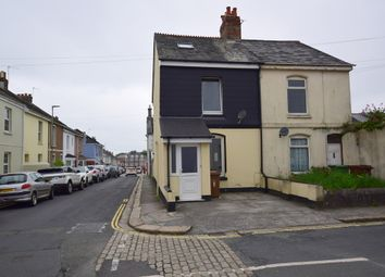 Thumbnail 4 bedroom end terrace house for sale in Clyde Street, Plymouth