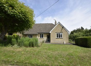 Thumbnail 3 bed detached bungalow for sale in The Rise, Shipton Oliffe, Cheltenham, Gloucestershire