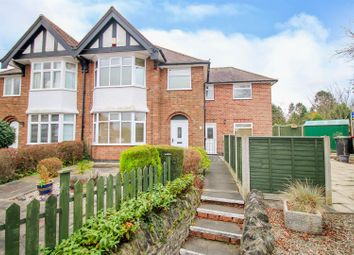 Thumbnail 4 bed semi-detached house for sale in Farm Road, Beeston, Nottingham