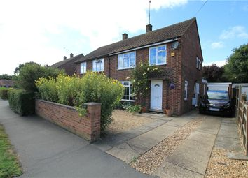 Thumbnail 3 bed semi-detached house for sale in Bowling Green Road, Chobham, Surrey