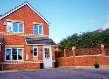 Thumbnail 3 bedroom end terrace house for sale in Parsley Mews, Leeds