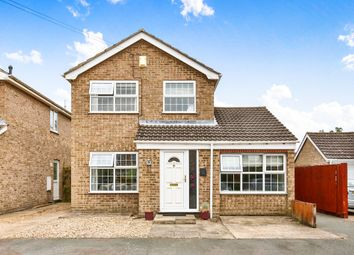 Thumbnail 3 bed detached house for sale in Wild Radish Close, Mulbarton, Norwich