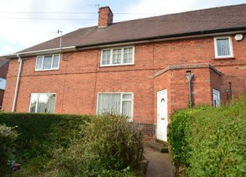 Thumbnail 3 bed terraced house for sale in Kersall Drive, Bulwell, Nottingham