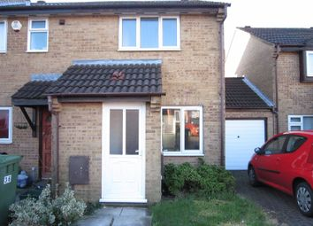 Thumbnail 2 bedroom terraced house to rent in Woodend, Hanham, Bristol