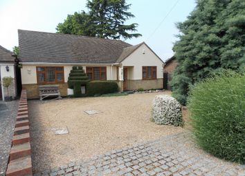 Thumbnail 4 bed detached bungalow to rent in Dene Drive, New Barn, Longfield